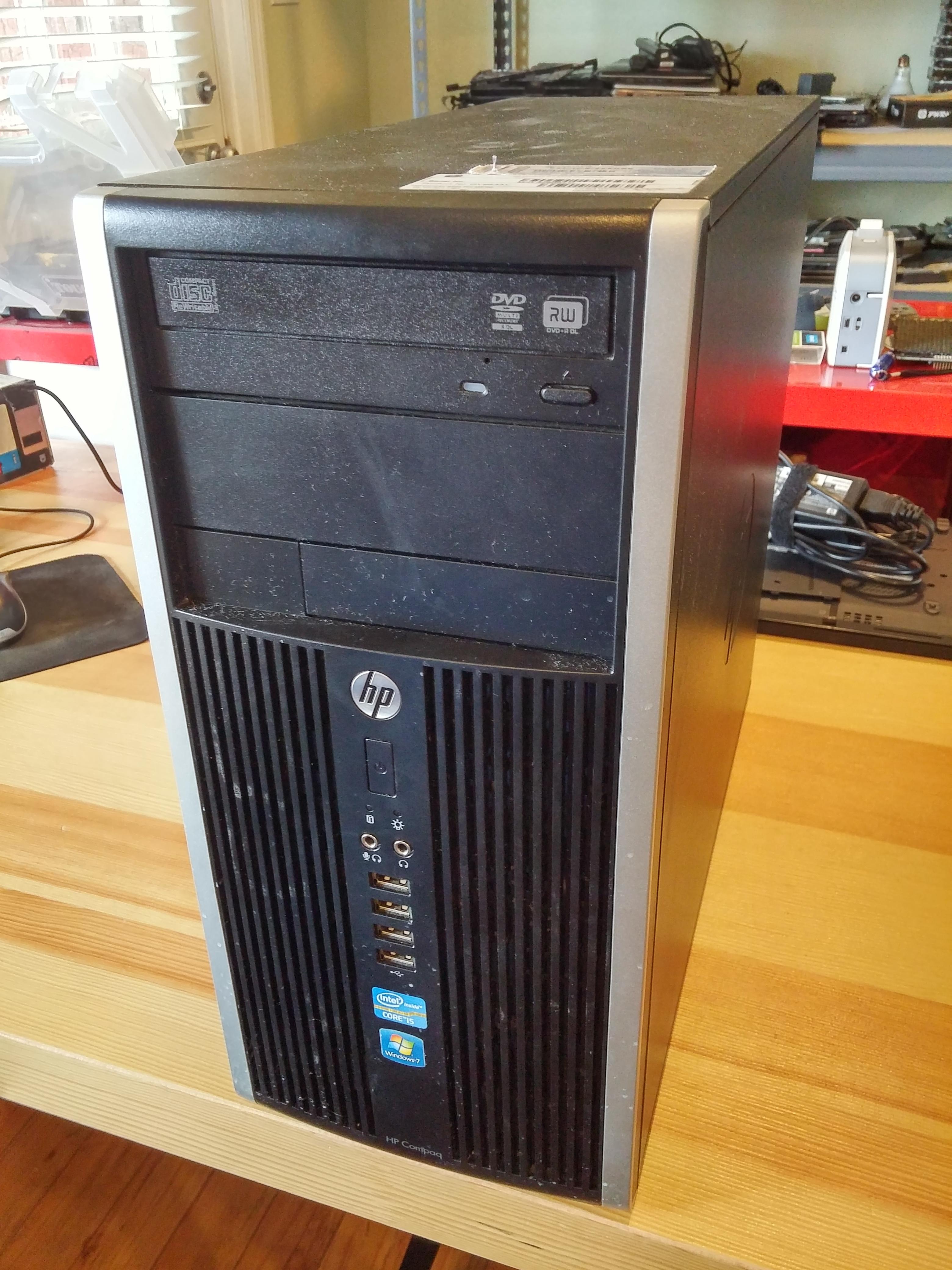 HP Pro 6300 Computer